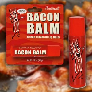 Bacon Flavoured Lip Balm - Gifts Under $10