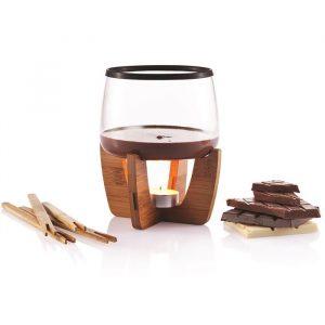Cocoa Chocolate Fondue Set - 70th Birthday Gift Ideas
