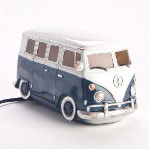 Retro Combi Van Table Lamp - 70th Birthday Gift Ideas