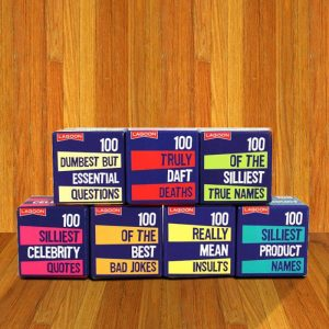 Little Boxes Of Random Fun - Gifts For Teenagers