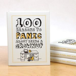 100 Reasons To Panic About Getting Married Book - Gifts For Couples