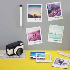 Polaframe Fridge Magnet Photo Frames - Gifts For Travellers
