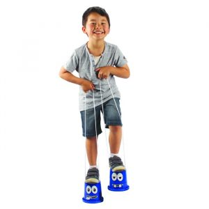 Monster Stompers Bucket Stilts - presents for 8 year old girls