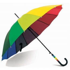 Rainbow Umbrella - Gifts For Travellers