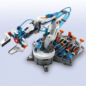 Build Your Own Hydraulic Robotic Arm - gift for gamers