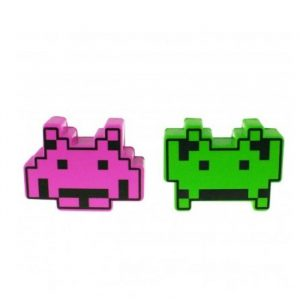 Space Invaders Stress Ball - gift for gamers