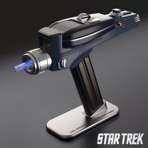 Star Trek Original Phaser Universal TV Remote Control - gift for gamers