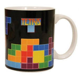 Official Tetris Mug - gift for gamers