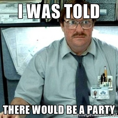 Funny Party Meme