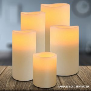 LED Flameless Birthday Candles
