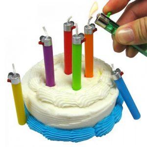 lighter birthday candles