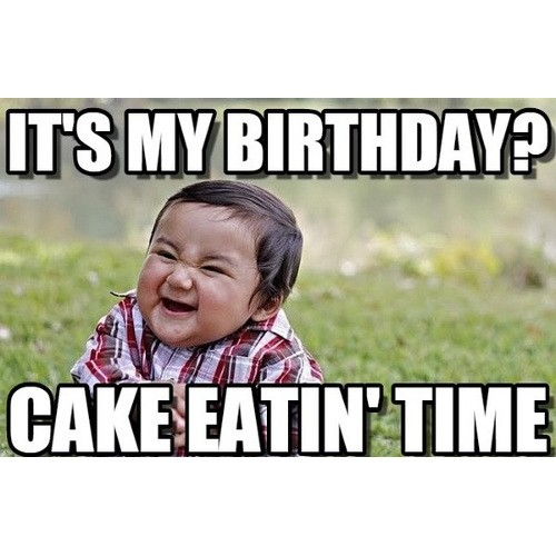 THE 150 FUNNIEST HAPPY BIRTHDAY MEMES (Dank Memes Only) - photo#35
