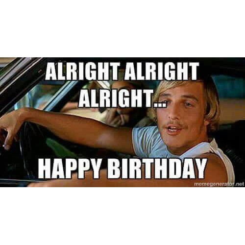 You Sexy Beast Happy Birthday Meme