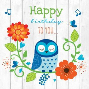 Happy birthday to you… - Happy Birthday Messages