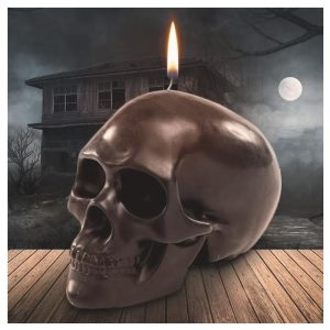 Cool Birthday Candles May Not Be For Great Aunty Margaret But You Know Someone That Loves Skulls While It Doesnt Belong On A Cake Unless Are