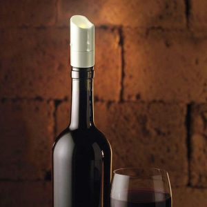 Wax & Wine: Wine Stopper LED Candle - Gift Ideas For Your Girlfriend