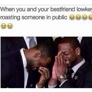 Friend meme when your best The Top