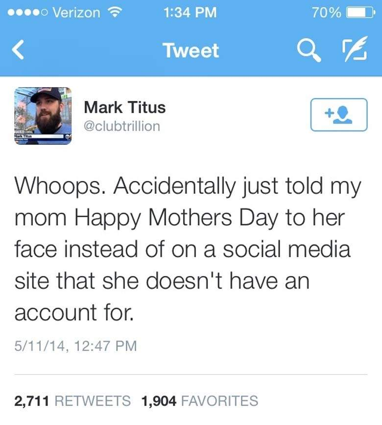 mothers day jokes