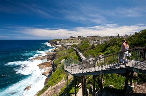 free things to do in sydney - bondi to coogee