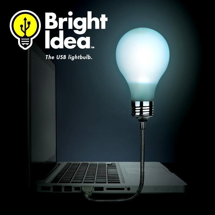 light cool usb gadgets