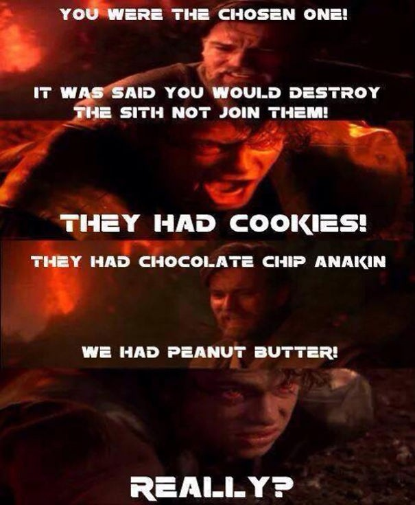 Star Wars Memes The Best Memes In The Galaxy