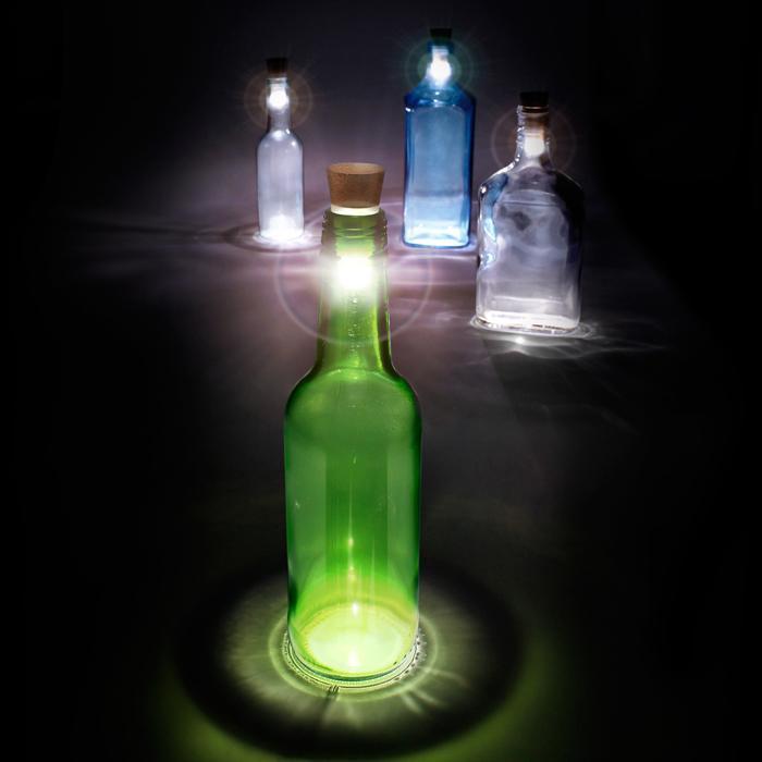 bottle lights cool usb gadgets