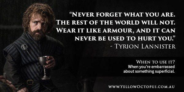 Game Of Thrones Quote Tyrion