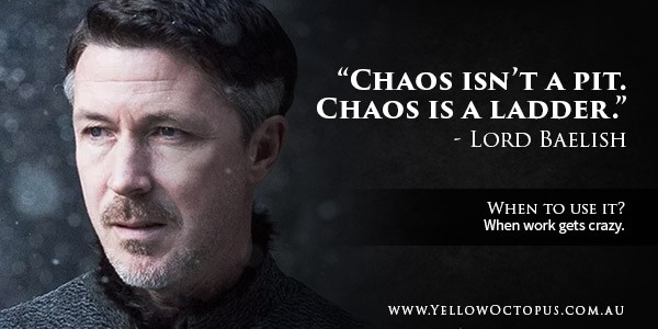 Game Of Thrones Quote Lord Baelish