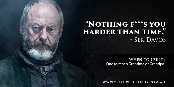 Game Of Thrones Quote Ser Davos