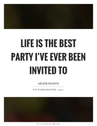 The 100 Best Party Quotes Yellow Octopus