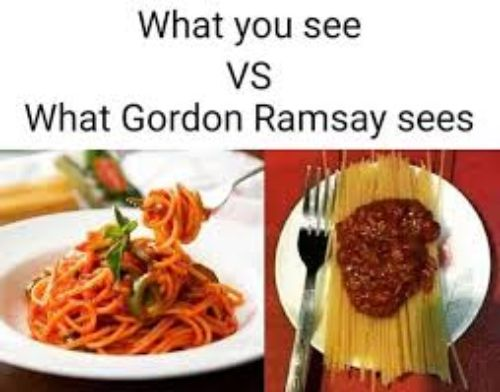 The Best Food Memes (Gordan Ramsey Approved)