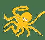 Olli Octopus Mascot