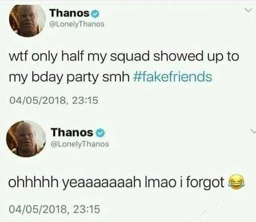 The 51 Best Thanos Memes